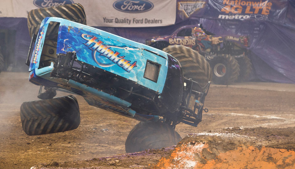 St Louis Ford Dealers >> Monster Truck In St Louis Tigerdirect Corporate Office
