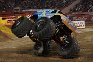 Hooked Monster Truck - Orlando Monster Jam 2013