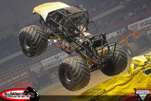 Hooked Monster Truck - Hampton Monster Jam 2013