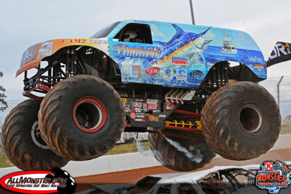 Concord, North Carolina – Back to School Monster Truck Bash – August 10, 2013