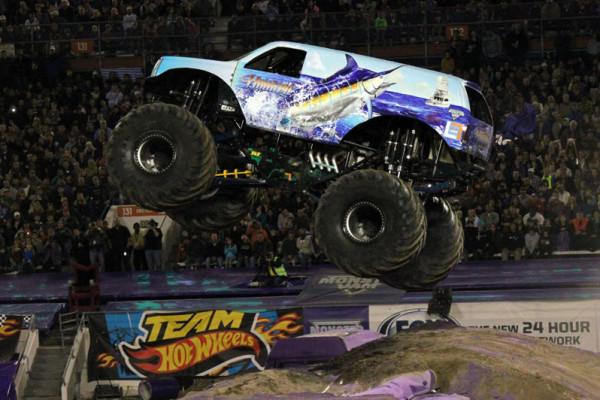 Orlando, Florida – Monster Jam – January 25, 2014
