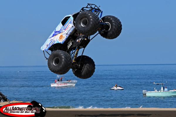 Virginia Beach, Virginia – Monsters On The Beach – May 9-11, 2014