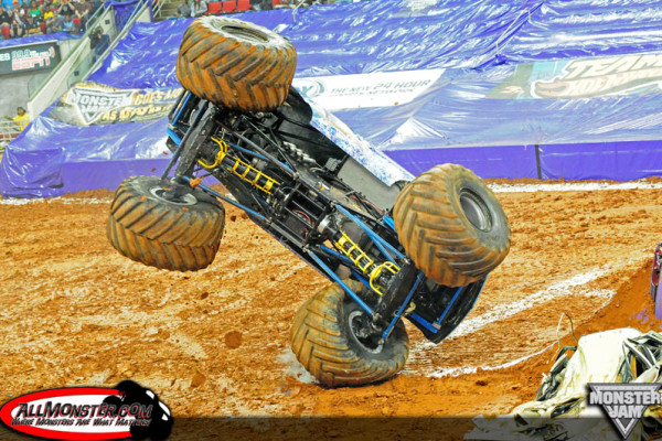 Raleigh, North Carolina – Monster Jam – April 11-12, 2014