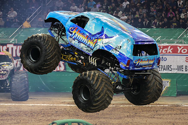 New Year and New Challenges for Hooked on the Monster Jam Fox Sports 1 Championship Series