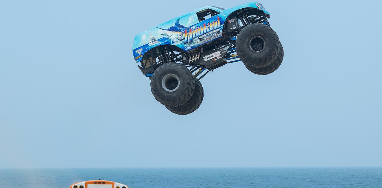 hooked monster truck hookedmonstertruck com official website