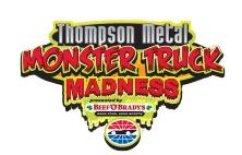 Thompson Metal Monster Truck Madness - Bristol Motor Speedway
