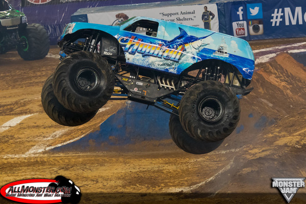 Arlington, Texas – Monster Jam – February 21, 2015