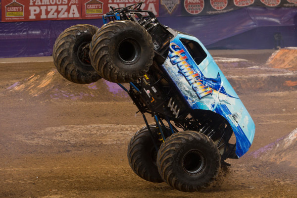 St. Louis, Missouri – Monster Jam – January 31, 2015