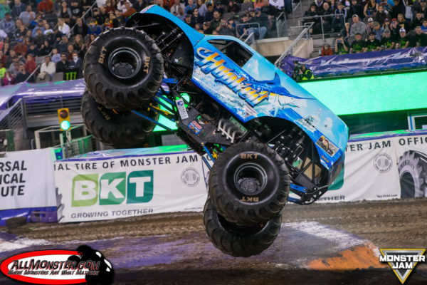 East Rutherford, New Jersey – Monster Jam – April 23, 2016