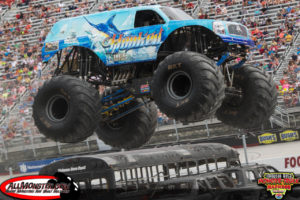 Bristol, Tennessee – Thompson Metal Monster Truck Madness – July 17, 2016