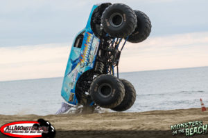 Hooked Monster Truck - Monsters On The Beach 2016